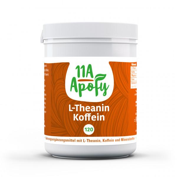 L-Theanin Koffein (120 Kps)