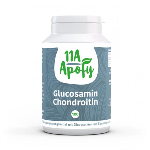Glucosamin Chondroitin (100 Kps)