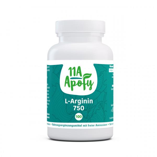 L-Arginin 750 (100 Kps)