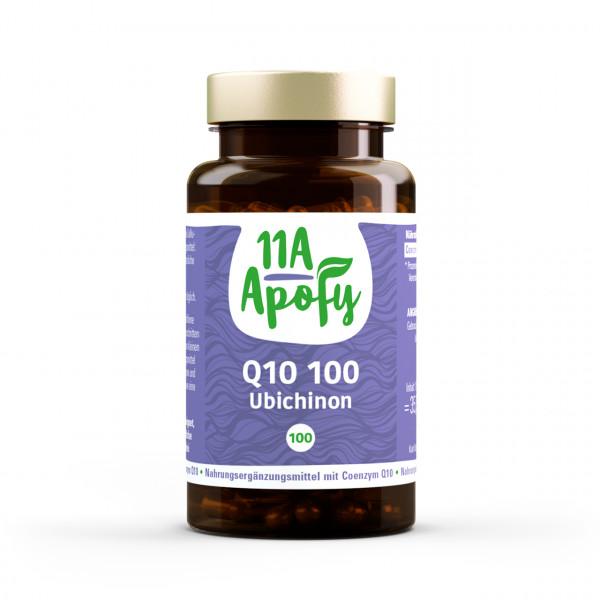 Q10 100 Ubichinon (100 Kps)