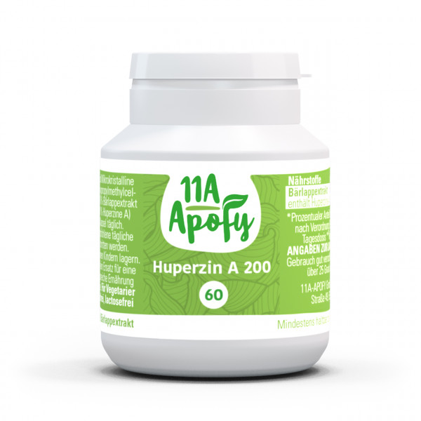 Huperzin A 200 (60 Kps)