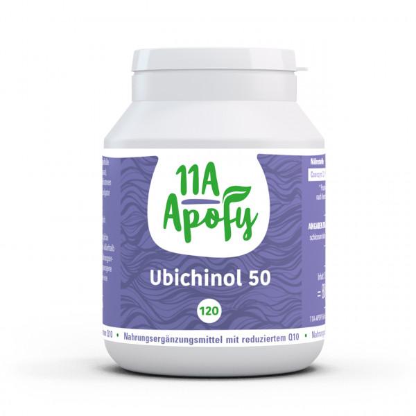 Ubichinol 50 (120 Kps)