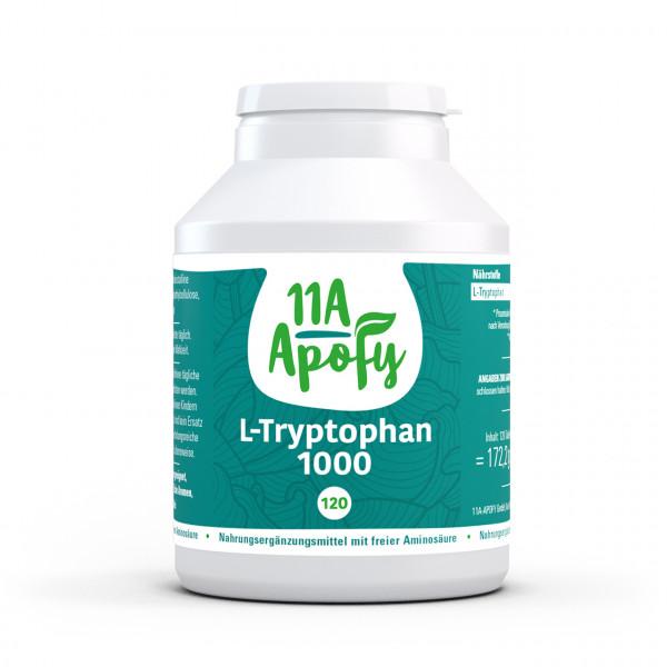 L-Tryptophan 1000 (120 Tbl)