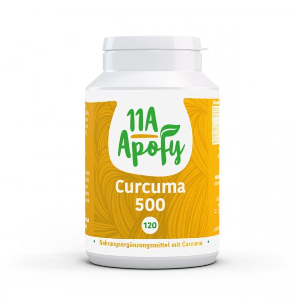 Curcuma 500 (120 Kps)