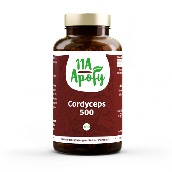 Cordyceps 500 (100 Kps)