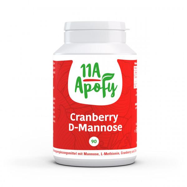 Cranberry D-Mannose (90 Kps)